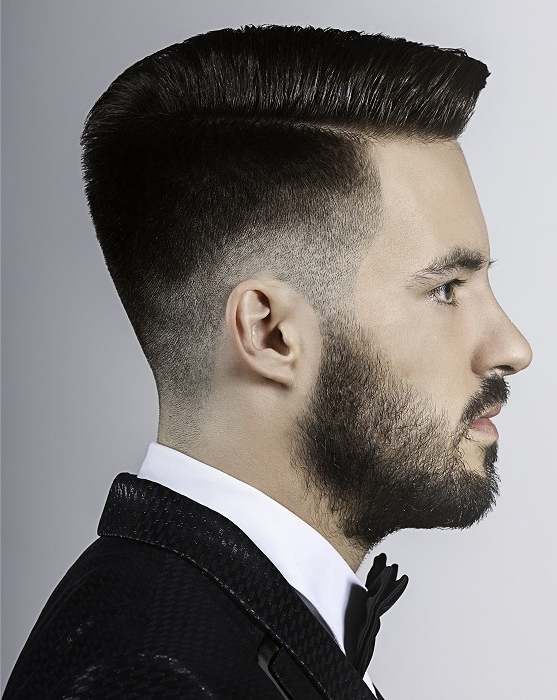 Mens Wedding Hairstyles With Regard To Wedding Hairstyles For Mens (View 15 of 15)