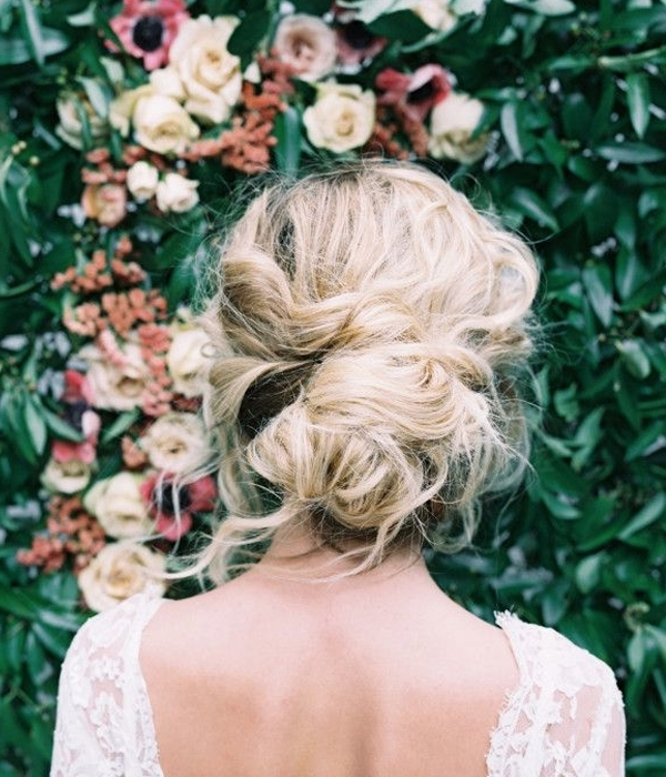 Modern Manes | Planning For Soft And Romantic Wedding Hair – Tania Intended For Wedding Hairstyles That Last All Day (View 9 of 15)