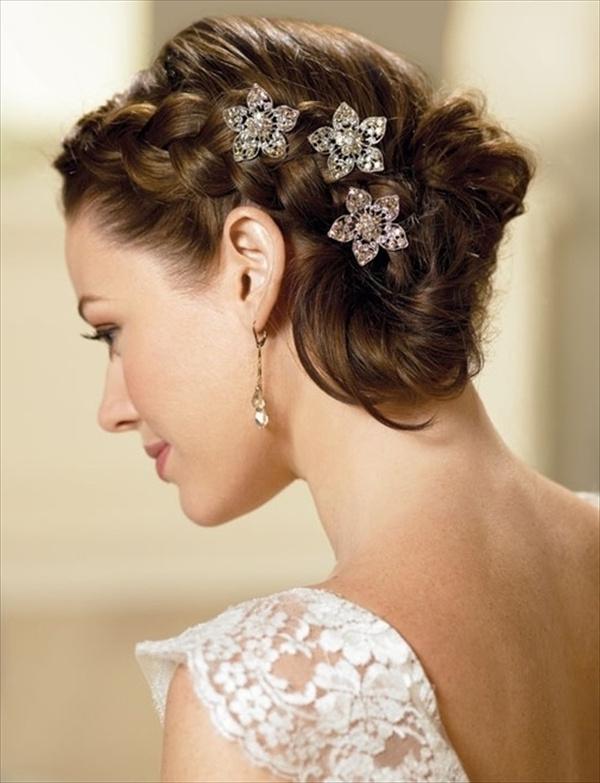 Modern Wedding Hairstyles 12 Modern Wedding H 14724 | Fashion Trends In Modern Wedding Hairstyles (View 7 of 15)
