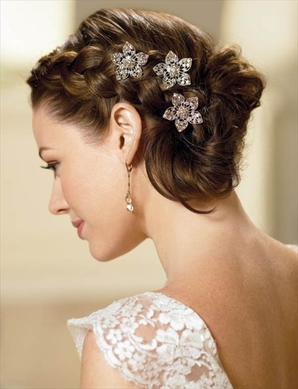 Modern Wedding Hairstyles 14715 | Fashion Trends With Modern Wedding Hairstyles For Bridesmaids (View 9 of 15)