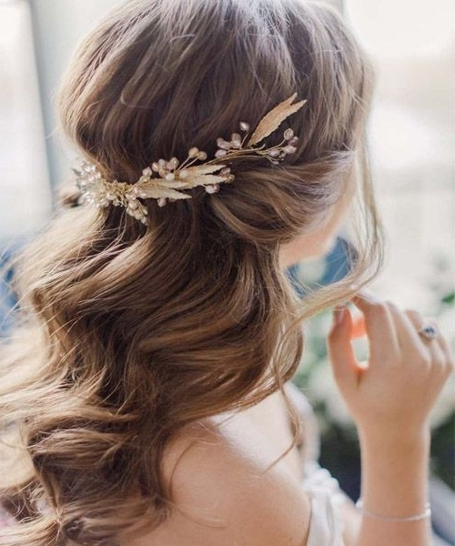 Modern Wedding Hairstyles 2017 | Modern, Wedding And Hair Style Pertaining To Modern Wedding Hairstyles (View 9 of 15)