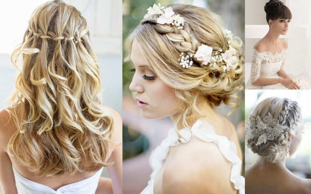 Modern Wedding Hairstyles For Endearing Beach Wedding Hairstyles For Inside Modern Wedding Hairstyles For Long Hair (View 12 of 15)