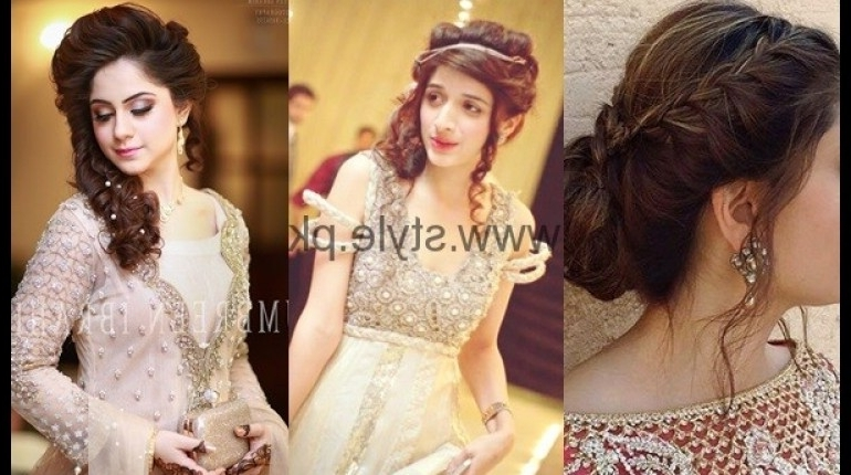 Most Beautiful Engagement Hairstyles Inside Wedding Engagement Hairstyles (View 11 of 15)