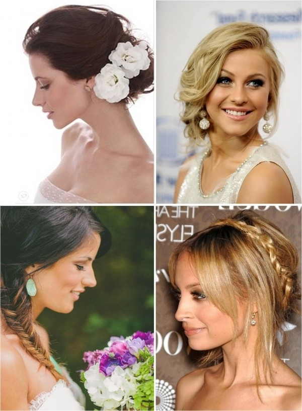 Most Popular Bridal Hairstyles | Intertwined Events Regarding Pulled Back Wedding Hairstyles (View 13 of 15)
