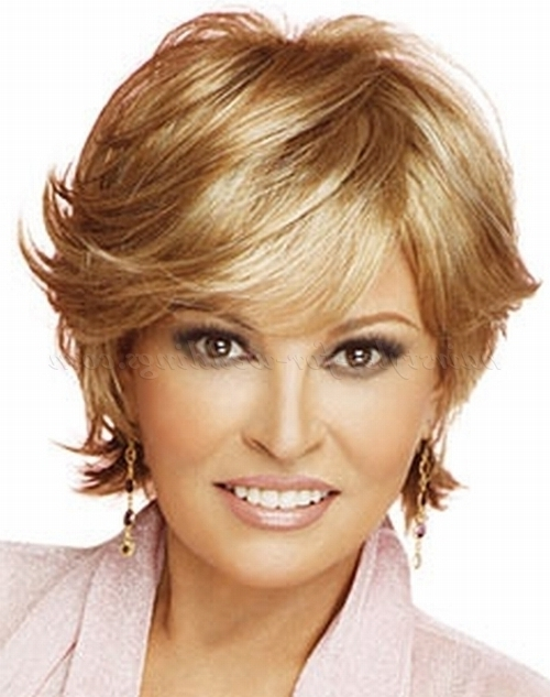 Mother Of The Bride Hairstyles – Short Mother Of The Bride Hairstyle With Wedding Hairstyles For Short Hair For Mother Of The Groom (View 9 of 15)
