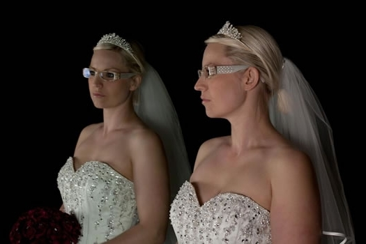 Mother Of The Bride Hairstyles With Glasses: Mix And Match Intended For Wedding Hairstyles With Glasses (View 2 of 15)