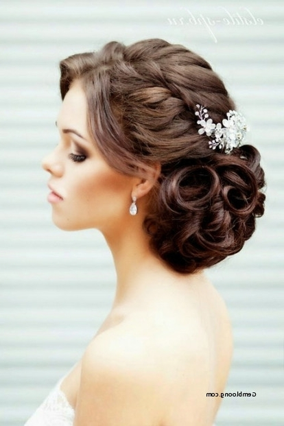New Hairstyle For Wedding Party 2018 – Csdathletics For Hairstyles For Long Hair For A Wedding Party (View 11 of 15)