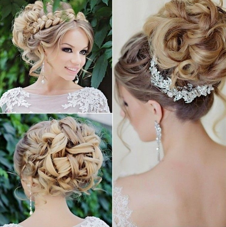 Featured Photo of Glamorous Wedding Hairstyles For Long Hair