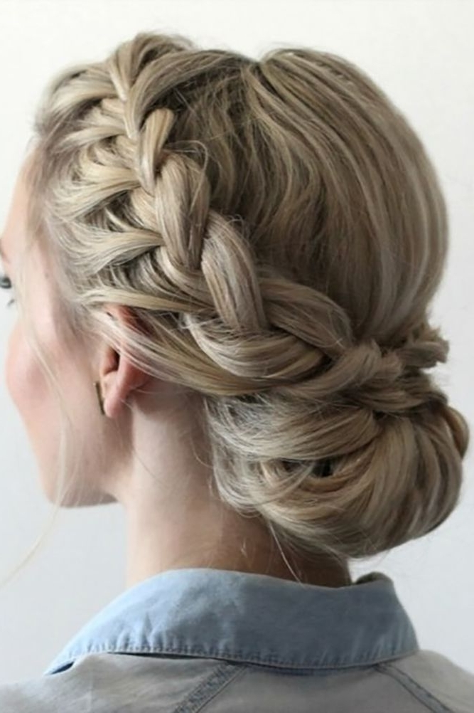 Overwhelming Boho Wedding Hairstyles ? See More: Http://www Within Wedding Braids Hairstyles (View 12 of 15)