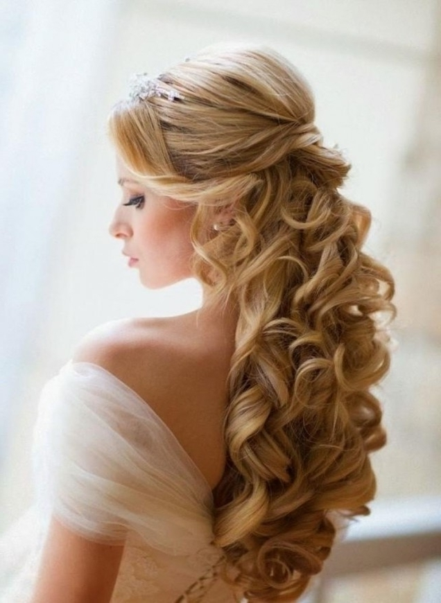 Photo Gallery Of Wedding Updos For Long Thin Hair (Viewing 7 Of 15 Within Wedding Hairstyles For Long Fine Hair (View 10 of 15)