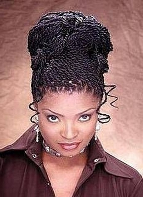 Pictures Of African Braids And Twists African Twist Braid Hairstyles Throughout African Wedding Braids Hairstyles (View 10 of 15)