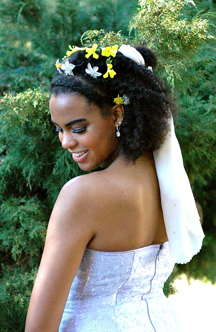 Pictures Of Wedding Hairstyles Dreadlocks With Regard To Wedding Hairstyles With Dreads (View 2 of 15)