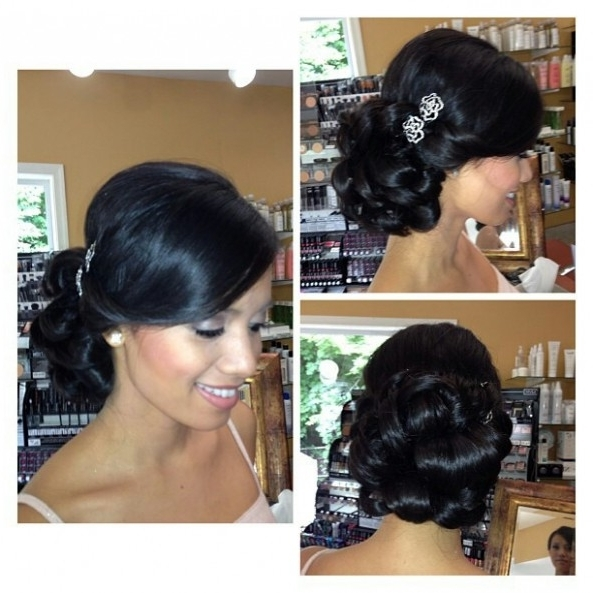 Pin Curl Updo | Hairstyles | Pinterest | Pin Curl Updo, Pin Curls Pertaining To Pin Curls Wedding Hairstyles (View 4 of 15)
