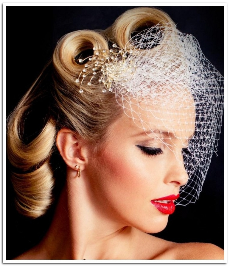 Pin Curl Wedding Hairstyles Inspirational 25 Best Ideas About Pin For Pin Curls Wedding Hairstyles (View 14 of 15)
