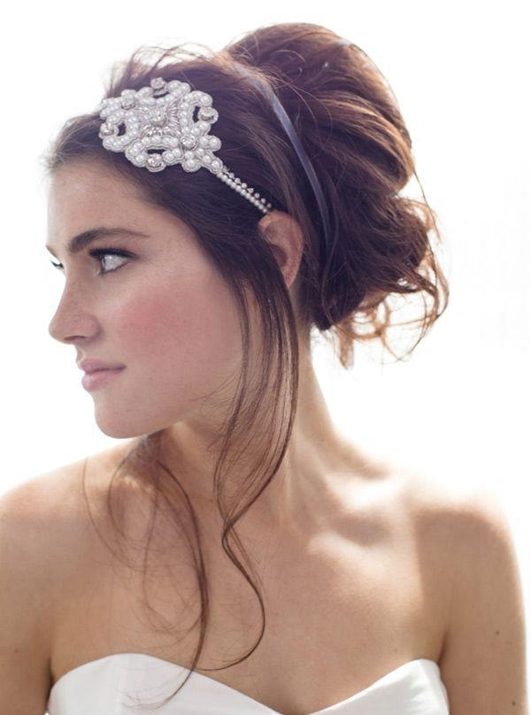 Pretty Wedding Hairstyles You Can Try For Your Big Day – Weddbook Pertaining To Edmonton Wedding Hairstyles (View 8 of 15)