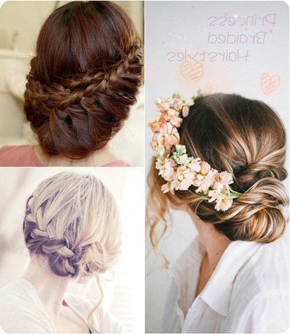 Princess Wedding Hairstyles – Hairstyle For Women & Man Inside Wedding Hairstyles Like A Princess (View 9 of 15)