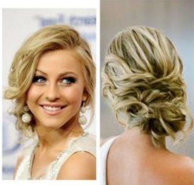 Prom Hairstyles To Cover Ears | Hairstyles Ideas For Me | Pinterest Regarding Wedding Hairstyles That Cover Ears (View 8 of 15)