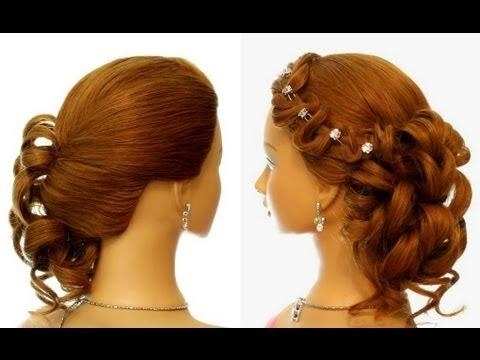 Prom Wedding Updo (View 5 of 15)