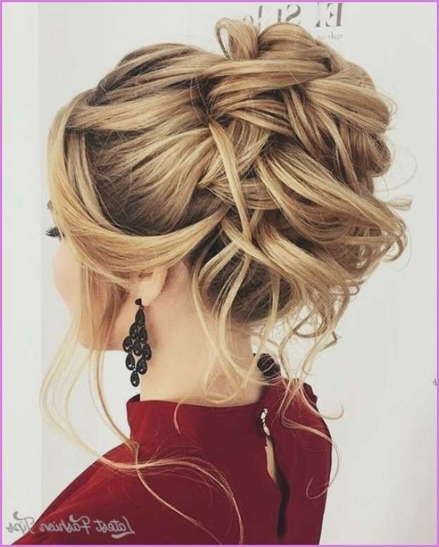 Put Up Hairstyles For Weddings Beautiful Hairstyle For Prom Latest Regarding Put Up Wedding Hairstyles (View 8 of 15)