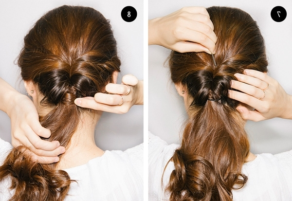 Quick And Easy Wedding Hairstyles   Hong Kong Wedding Blog Throughout Quick Wedding Hairstyles (Gallery 3 of 15)