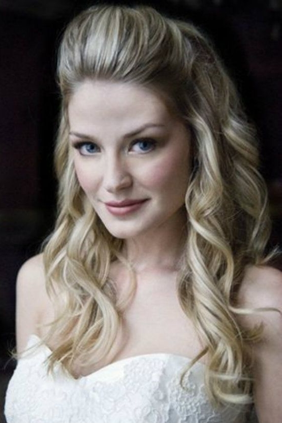 Quiff Hairstyles For Cute Hairstyles For School (Girl Hairdos With Regard To Quiff Wedding Hairstyles (Gallery 1 of 15)