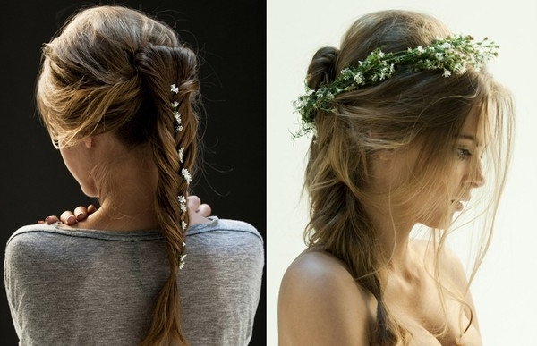 Quirky Wedding Hairstyles | Wedding's Style Pertaining To Quirky Wedding Hairstyles (View 3 of 15)