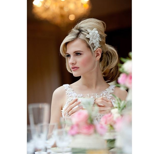 Retro Wedding Hairstyles   Hitched.co (View 4 of 15)