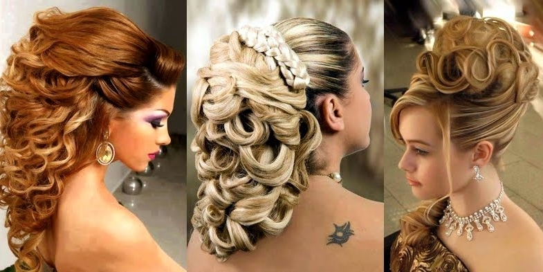 Romantic Wedding Hairstyles! Regarding Wedding Hairstyles For Extremely Long Hair (View 3 of 15)