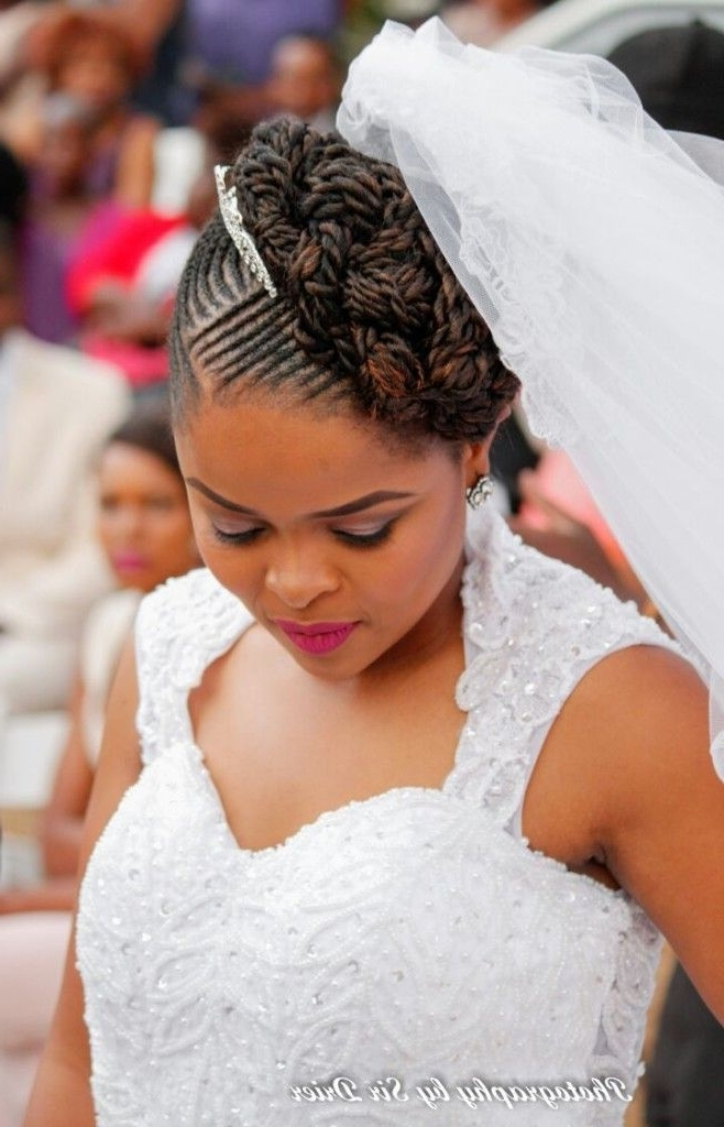 Royal Zimbabwe Wedding | Naturalhairbride | Hair U R | Pinterest With Wedding Hairstyles For Zimbabweans (View 3 of 15)