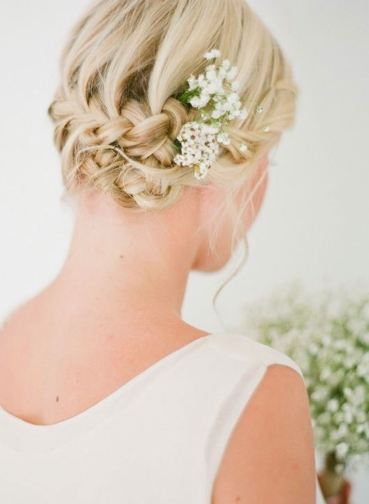 Short Blonde Wedding Hair | Short Hairstyles 2017 – 2018 | Most Within Wedding Hairstyles For Short Blonde Hair (View 2 of 15)
