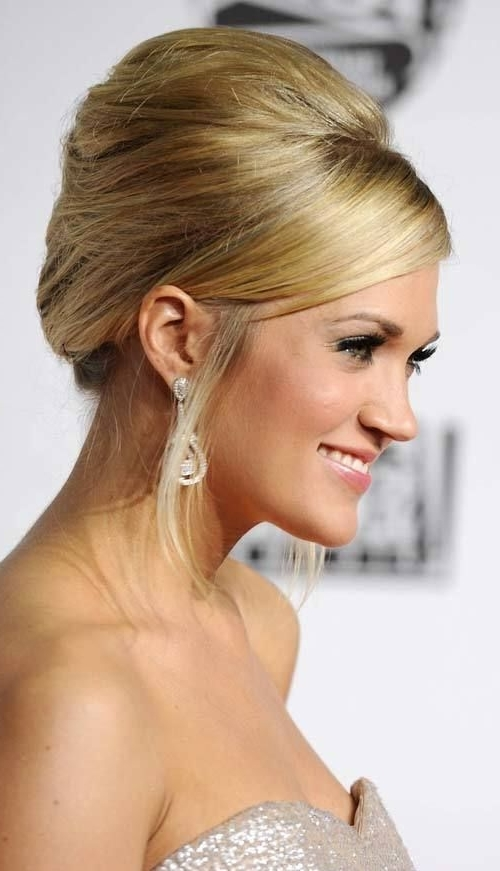 Short Hair Elegant Updos | Hair Color Ideas And Styles For 2018 With Elegant Wedding Hairstyles For Short Hair (View 9 of 15)