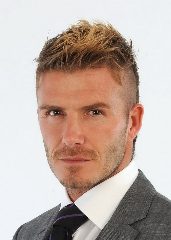 Short Wedding Hairstyles For Men Throughout Wedding Hairstyles For Men (View 7 of 15)