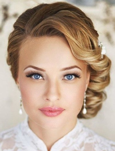 Short Wedding Hairstyles For Womens | Hair | Pinterest | Short For Classic Wedding Hairstyles For Short Hair (View 9 of 15)
