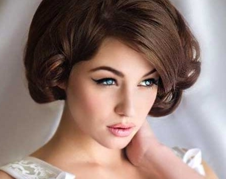 Short Wedding Hairstyles | Short Hairstyles 2017 – 2018 | Most Within Classic Wedding Hairstyles For Short Hair (View 6 of 15)