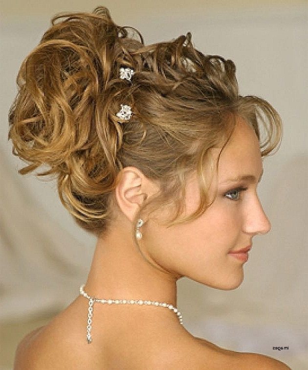 Shoulder Length Curly Hair Wedding Styles Wedding Hairstyles Regarding Wedding Hairstyles For Medium Length Curly Hair (View 10 of 15)