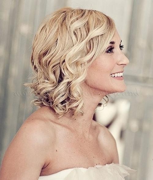 Shoulder Length Wedding Hairstyles – Medium Length Hairstyle For Pertaining To Shoulder Length Wedding Hairstyles (View 9 of 15)
