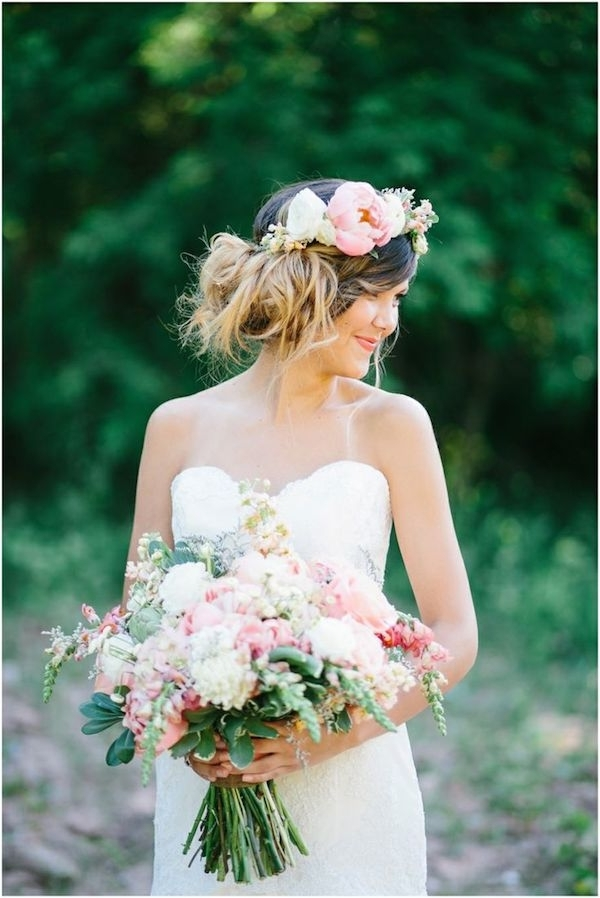 Side Swept | Side Wedding Hair With Veil For Wedding Hairstyles With Veil And Flower (View 7 of 15)