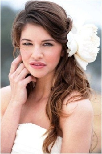 Simple Hairstyles For Wedding Event – Http://www (View 8 of 15)
