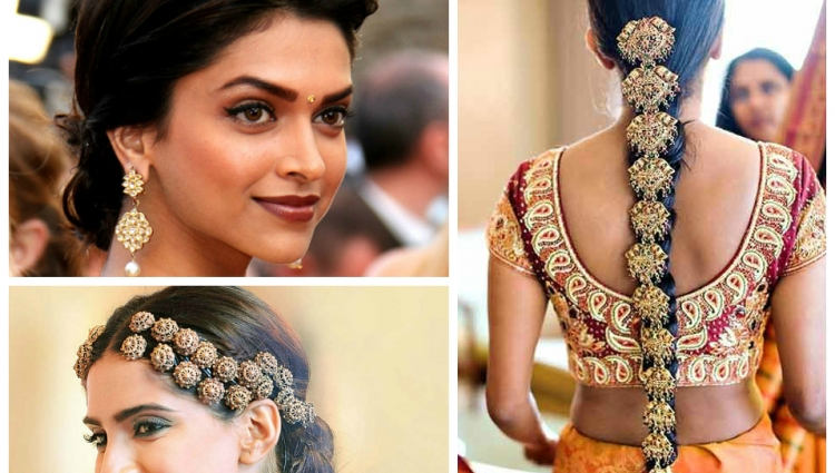 Simple Indian Wedding Hairstyles For Long Hair Hairstyles For Long In Simple Indian Wedding Hairstyles For Medium Length Hair (View 13 of 15)