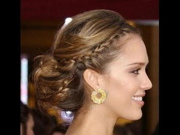 Simple Wedding Hairstyles | Medium Hair Styles Ideas – 47983 Throughout Simple Wedding Hairstyles (View 15 of 15)
