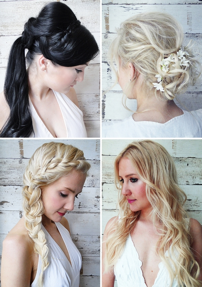 Special Occasion Hairstyles; The Latest Looks For Wedding & Prom Pertaining To Wedding Event Hairstyles (View 13 of 15)