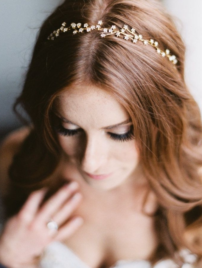 Starry Night Wedding Ideas In Indigo Blue | Bridal Hairstyle Within Wedding Night Hairstyles (View 15 of 15)