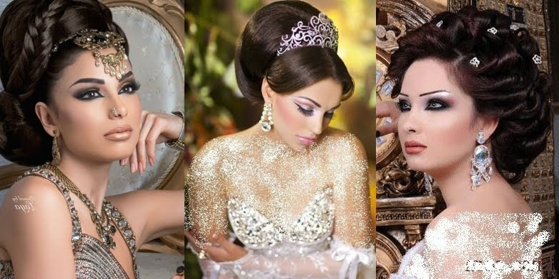 Featured Photo of Arabic Wedding Hairstyles