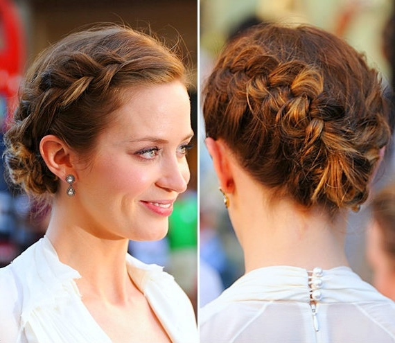 Stylish Bridesmaid Hairstyles For 2015 11 – Latest Hair Styles For Modern Wedding Hairstyles For Bridesmaids (View 14 of 15)