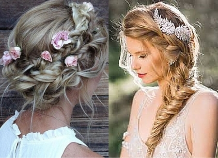 Summer Wedding Hairstyles You'll Love | Lifestyle Salons For Wedding Hairstyles For Long Boho Hair (View 8 of 15)