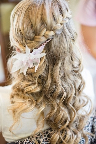Swoonworthy Braided Wedding Hairstyles Pertaining To Braided Wedding Hairstyles (View 14 of 15)
