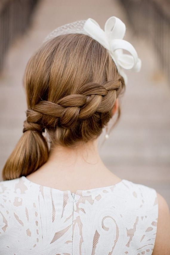 Texas City Hall Elopement | 100 Layer Cake, Elopements And Hall Pertaining To Junior Wedding Hairstyles (View 5 of 15)
