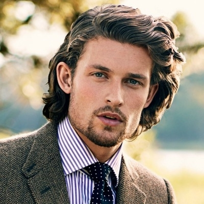 The Best Hairstyles For Long Hair | The Idle Man Inside Wedding Hairstyles For Mens (View 14 of 15)