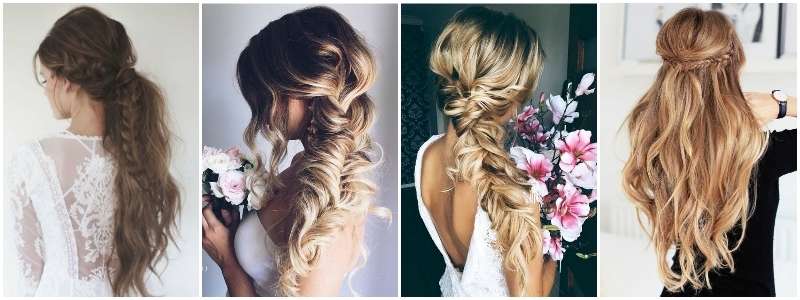 The Best Wedding Hairstyles That Will Leave A Lasting Impression Intended For Wedding Hairstyles For Long Loose Hair (View 13 of 15)