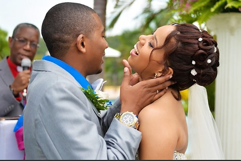 The Call That Changed My Life: The Isaacs' Love Story | Flair With Regard To Jamaican Wedding Hairstyles (View 8 of 15)